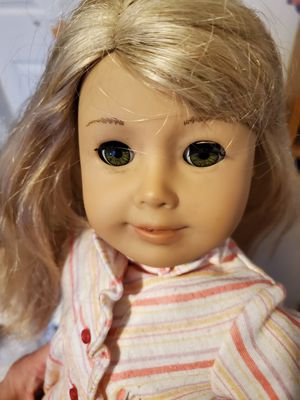 American girl doll authentic for Sale in Fall River, MA
