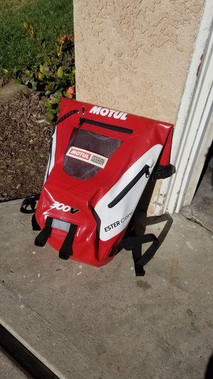 Motul waterproof backpack for Sale in La Mirada, CA