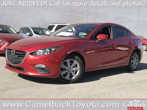2015 Mazda Mazda3 for Sale in PHOENIX, AZ