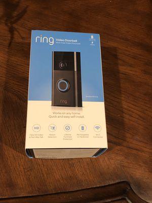 Ring Video Doorbell for Sale in Fullerton, CA
