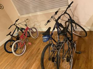 All bike for sell or individual for Sale in Bothell, WA
