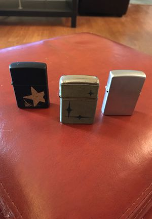 Zippo and Champ lighters for Sale in Nashville, TN