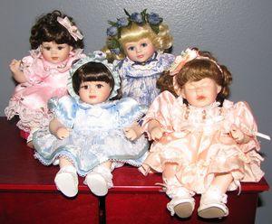 Porcelain dolls for Sale in Arlington, WA