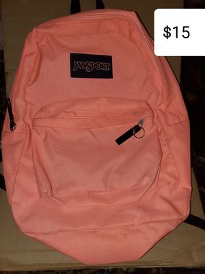Coral jansport backpack for Sale in Rehoboth, MA