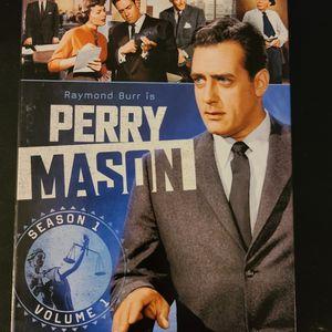 Perry Mason Season 1 Vol 1 DVD for Sale in Arvada, CO