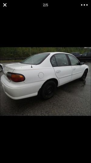 01 Chevy Mailbu MUST GO TODAY for Sale in Glen Burnie, MD