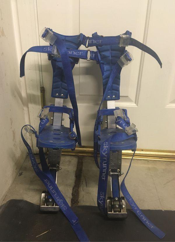 Skyrunner Jumping Stilts