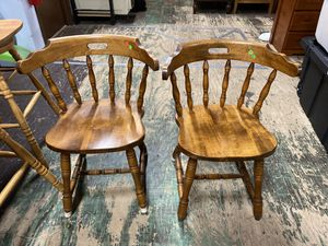 OR139 Wooden Dinning Chairs for Sale in Bellingham, MA