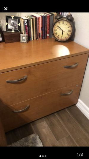 Lateral Filing Cabinet for Sale in Montgomery, TX