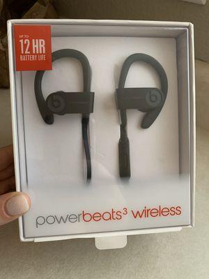 Powerbeats 3 wireless headphones for Sale in Peoria, AZ