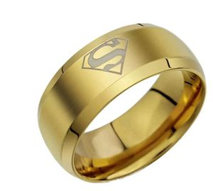 Glad Superman Stainless Steel Ring for Sale in Saginaw, MI