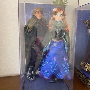 Disney Fairytale Designer Collection Anna And Kristoff for Sale in Spring Hill, FL