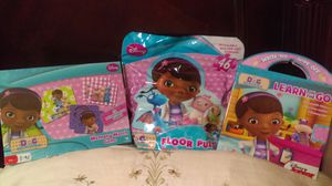 Doc McStuffins Toy Bundle for Sale in Hialeah, FL