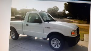 2008 ford ranger 4 cylinder, automatic 138,000 millage r running excelent for Sale in Rancho Cucamonga, CA