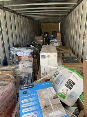Lowe's Truckload $7500 or $300 A Pallet. 26 Pallets. Graco, Dewalt, Kobalt, Dyson, Kohler, Moen, Ceiling Fans, Pit Boss, BBQ's, Grills And More! for Sale in Santa Ana, CA