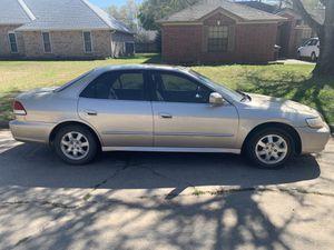 2002 Honda Accord for Sale in Baytown, TX
