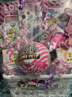 LOL EASTER GIFT BASKET🔥sells Fast for Sale in Highland,  CA