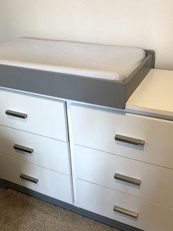 Nursery dresser for Sale in Kent,  WA
