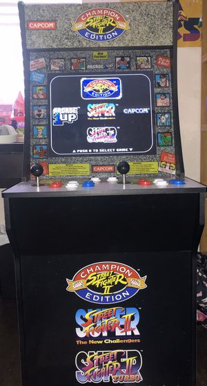 Arcade 1 up Street Fighter for Sale in Chula Vista, CA
