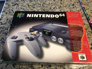 Nintendo 64 n64 for Sale in Sanger, CA