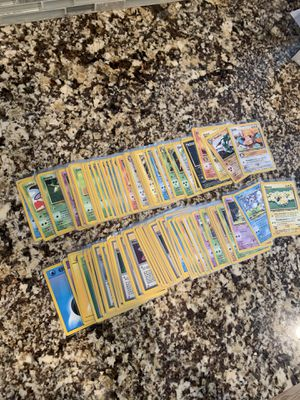 Pokemon Neo Genesis complete non holo set #20-111 for Sale in Milwaukie, OR