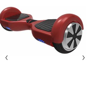 HoverBoard . Red Hoverboard. X6 Bluetooth Hoverboard. for Sale in Bloomington, CA