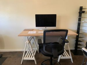 Gorgeous office standing desk and chair for Sale in Tempe, AZ