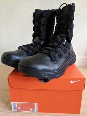 """Nike Men's 8"""" SFB Gen 2 Boots Size 10 for Sale in Riverside, CA"""