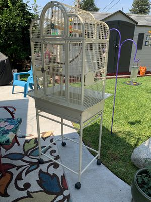 Stand Up Bird Cage for Sale in West Covina, CA