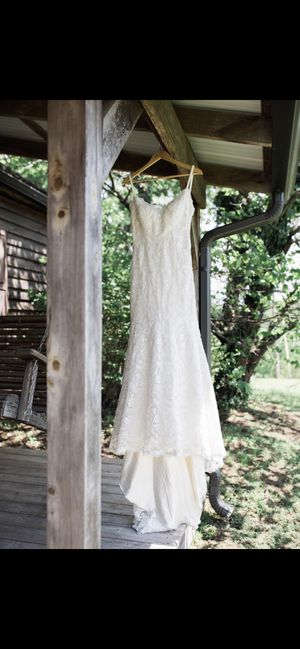 Wedding Dress for Sale in Franklin, TN