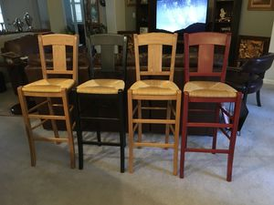 Wooden Bar Stools for Sale in Clermont, FL