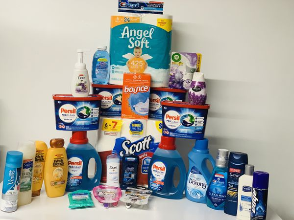 Household Essentials Bundle with Persil