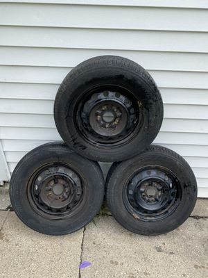 Tires with rims for Sale in Cicero, IL
