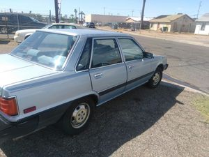 86 Toyota Camry 189k MI mint condition for Sale in Phoenix, AZ