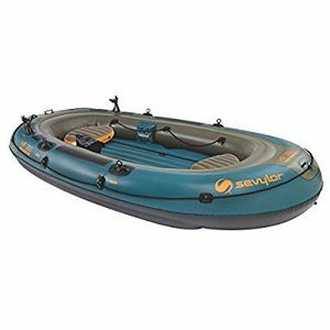 Hf360 inflatable six person boat for Sale in Saint Cloud, FL