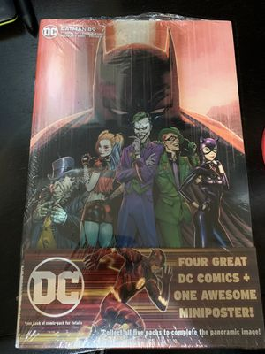 Walmart DC four pack comics for Sale in Los Angeles, CA
