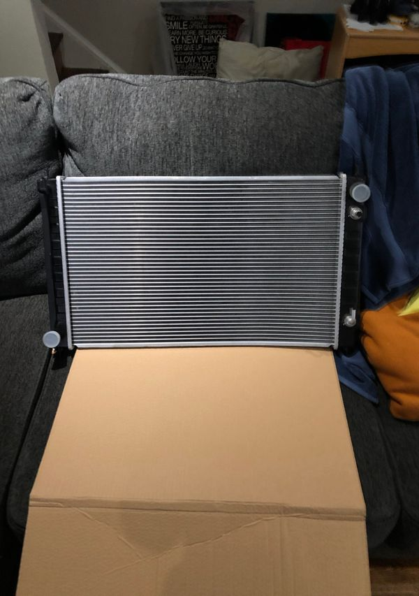 Nissan radiator