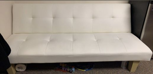 White futon for Sale in Iowa City,  IA