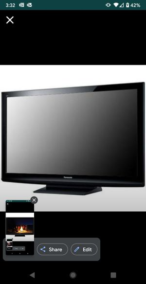 "Panasonic 50"" VIERA Plasma TV 4K 1080p 600Hz HDTV FullHD - LCD LED smart for Sale in Carlsbad, CA"