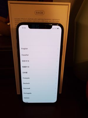 Iphone X 64GB for Sale in St. Louis, MO