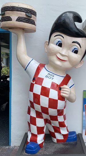 Big Boy Statue burgers for Sale in Oldsmar, FL