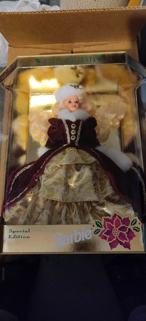 1994 holiday barbie new never opened for Sale in Edgewater, CO