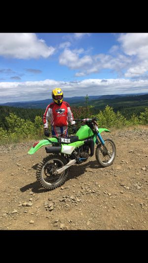Kdx 200 dirt bike for Sale in Portland, OR
