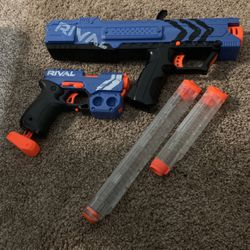 Two Nerf Rival Guns for Sale in Maple Valley,  WA