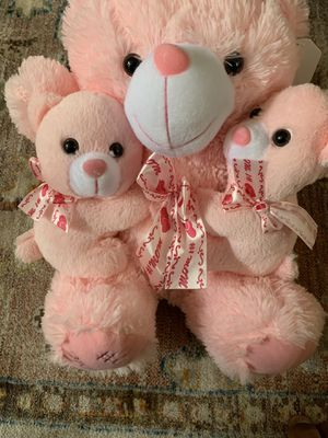 NEW 12 Inch Mothers Day Teddy Bear for Sale in Silver Spring, MD