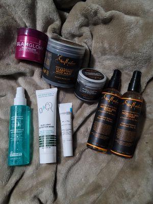 Skin care lot shea moisture dr Brandt for Sale in Bonney Lake, WA