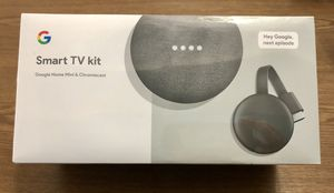 Google Chromecast and Home Mini Smart Speaker for Sale in Hollywood, FL