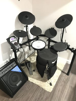 Electrical Drum Set Roland TD-11 for Sale in Germantown, MD