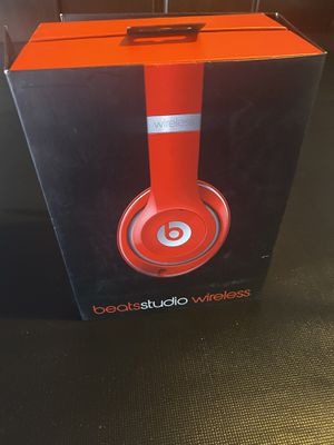 Beats Studio Wireless Headphones like new for Sale in San Diego, CA