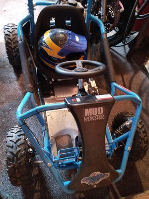 Mud monster 3.5hp go kart for Sale in Watsontown, PA